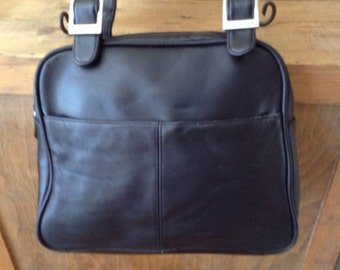Evan Picolo purse, black