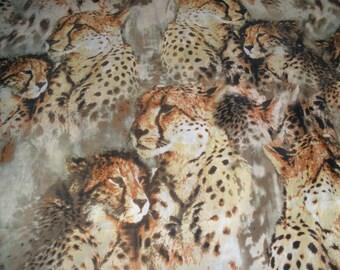 Lynx fabric