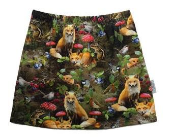 Skirt Autumn