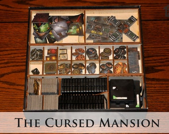 The Cursed Mansion compatible with Mansions of Madness™