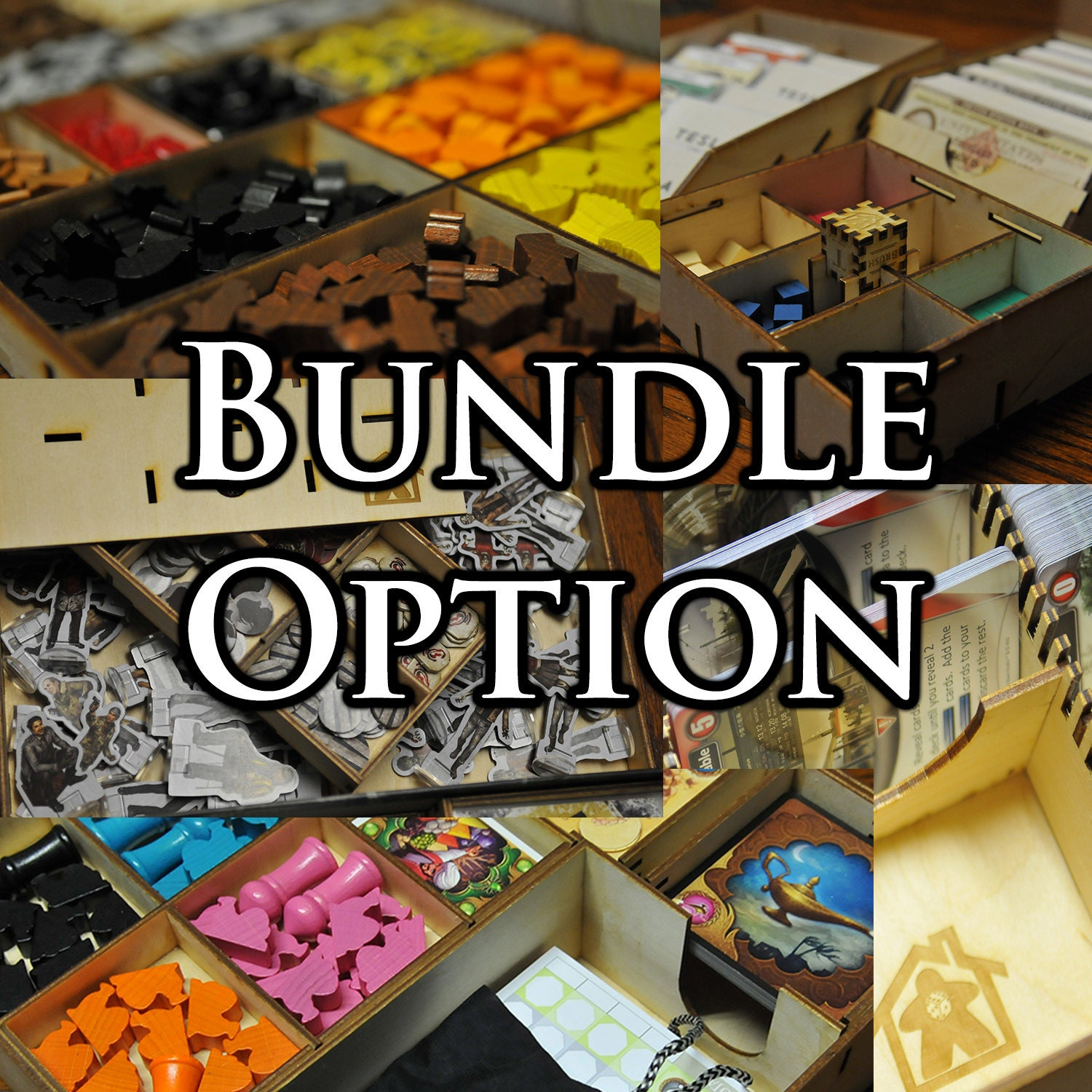 Bundle Package for Combined Shipping