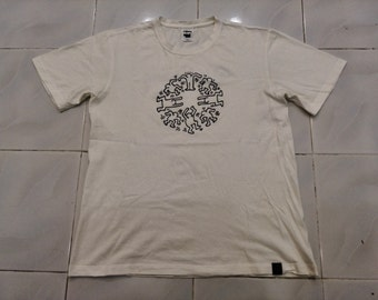 SALE!!! Keith Haring pop art shirt L size