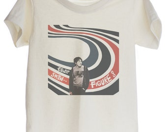 Elliott Smith figure 8 Organic T-shirt for Kids