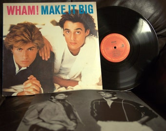 Rock LP - Wham - Make it Big, Columbiua