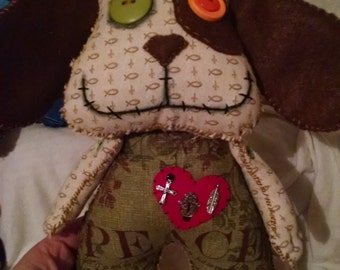Pupz Love Stitched Dolls new ones created weekly!