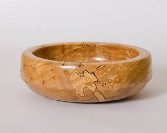 Small Maple Bowl,Hand Turned Bowl,Handmade Bowls,Wood Bowls For Sale,Wooden Bowls,Wood Bowls,Center Piece,Wood Fruit Bowl, # 6-225