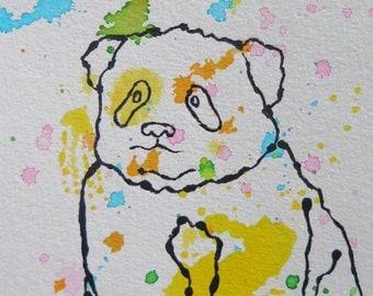 Bear / original drawing