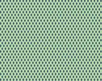 Elizabeth Tudor Windows in Sky by Tula Pink for Free Spirit  100% Cotton - Half Yard