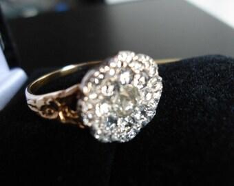 Antique English Georgian Ring