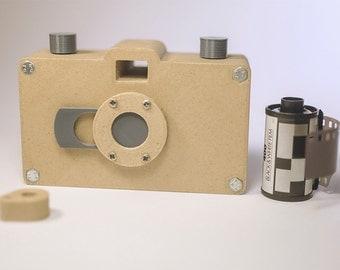 35 mm pinhole camera