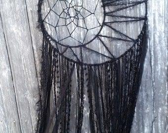 Dreamcatcher Black widow