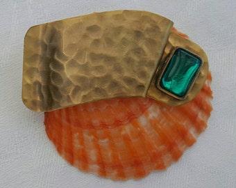 Bronze-tone Pin