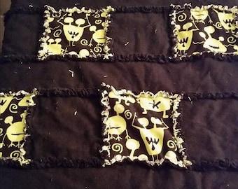 Monster Flannel Rag Quilt