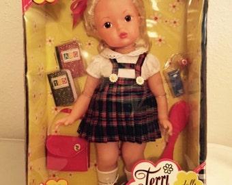 "Terri Lee Doll ""School Days"""