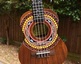 African Inspired Mandala