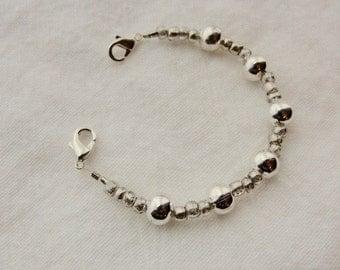Silver Simplicity Medic Alert Bracelet