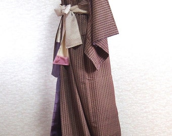 kimono robe/kimono dress/traditional wear/robe