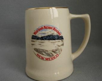 1950's New Mexico Souvenir Mug