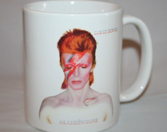 Aladdin Sane - David Bowie mug