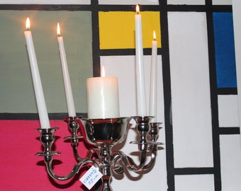 Candelabra with 5 candle holders
