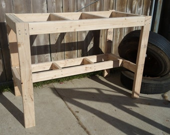 Work Bench, Gardening Bench, Outdoor Bench