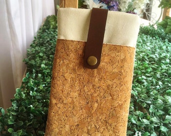 Handphone Cover - Cork