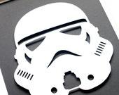 Original Trilogy Stormtrooper (Unframed)