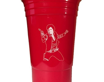 Star Wars Gift - Han Solo Cup
