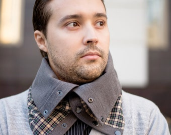"Scarves for men - ""Boyarin"""