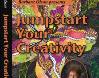 Jump Start Your Creativity DVD