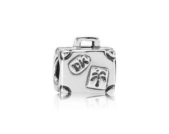 Pandora Bead/Charm 790362 Suitecase Authentic