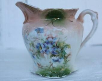 German porcelain: antique Creamer