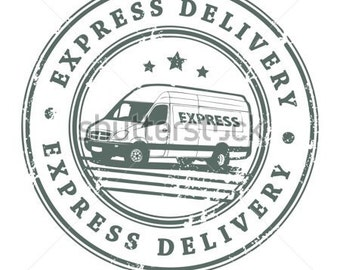 Express delivery (uk customers only) please read discription prior to purchase