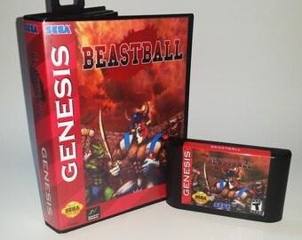 Beast Ball Sega Genesis