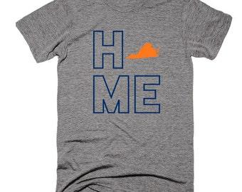 Virginia Home Triblend Super-Soft T-Shirt