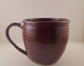 8 oz. Iron Red Mug