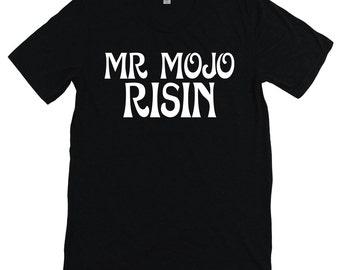 Mens Mr Mojo Risin Tri-blend Tee