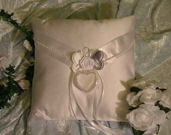 Ring pillow with boxes for the wedding rings of PD-14