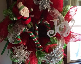 Christmas Wreath to get you in the Holiday spirit