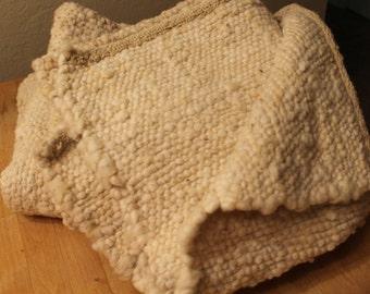 handmade blanket from Chile