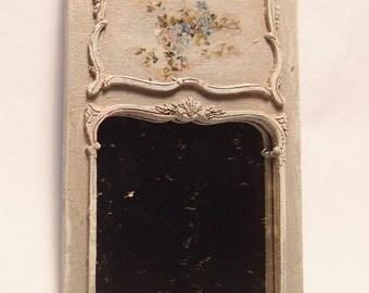 1:24 scale miniature dollhouse furniture kit trumeau mirror