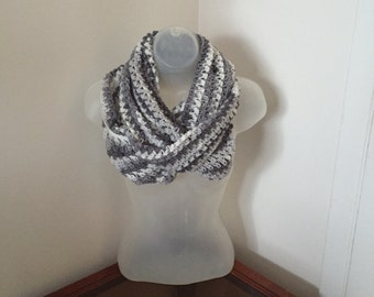 Ladies Handmade Infinity Scarf - Can make any color!