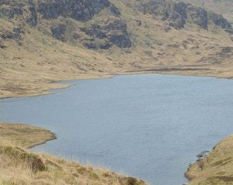 The Black Loch Scotland