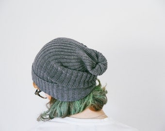 SALE! Handmade Ribbed BEANIE HAT - Spring Look, Many Color Options, Cute and Warm, Stretchy and Customisable, Stretchy, Gift, Hipster, Indie