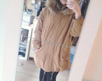 Jacket Vintage Beige