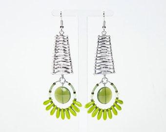 Spirit Jungle earrings