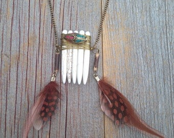 Native American Indian Necklace