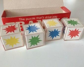 Frantic 1980s Puzzle Game
