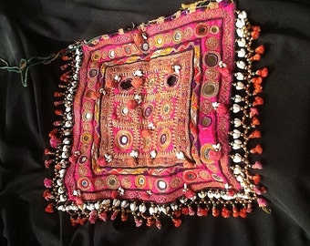 A Kutch Wedding mask about 60 years old.