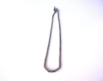 Artisan Handmade Sterling Silver Necklace